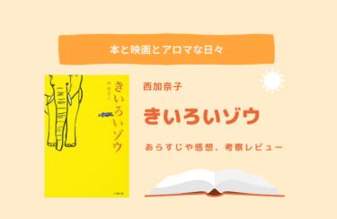 小説『きいろいゾウ』の感想・あらすじ【恋愛で苦しむ人におすすめ】
